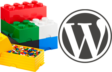 Utilizzare WordPress per sviluppare web application