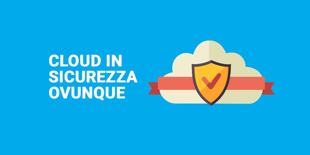 Dritte per lavorare in cloud